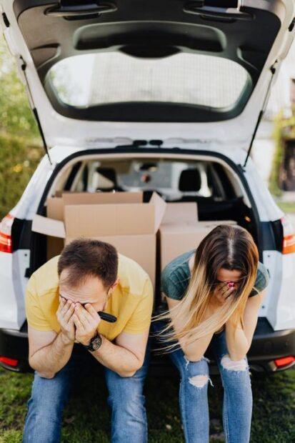 Stressa mindre när du flyttar